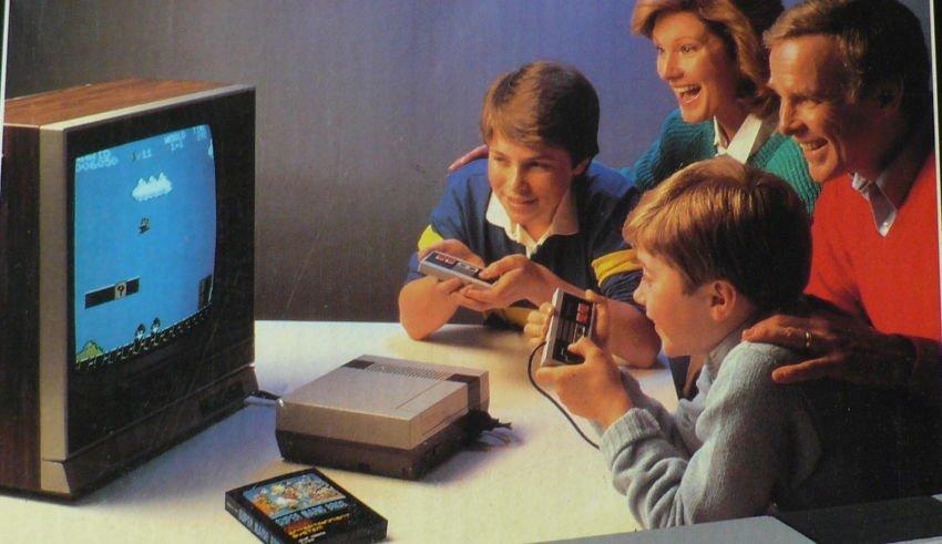 publicité Nintendo